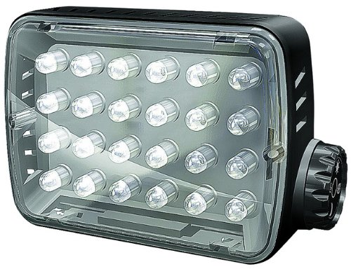 Manfrotto ML240 Mini 24 LED Panel for Video and Still Cameras (Black)