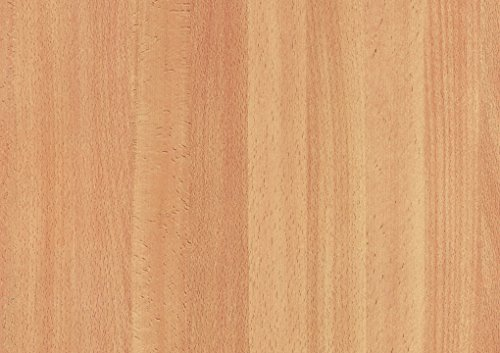 d-c-fix 346-8038 Decorative Self-Adhesive Film, Beech Planked, 26