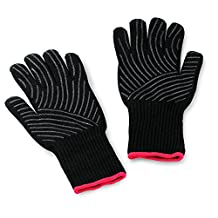 Weber 6535 Premium Gloves, Large and X-Large
