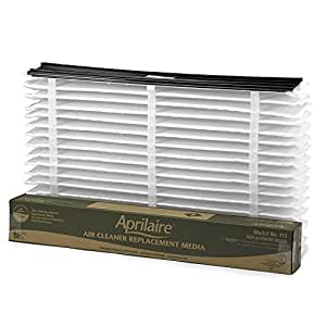 Aprilaire 413 Replacement Filter, Works with Model 4400, 3410 and 2410 Air Purifiers (Pack of 2)