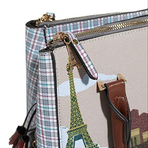 Parfois Shopper To Senape Paris London Donne OnRgwrq8Ox