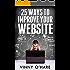 25 Ways To Improve Your Website