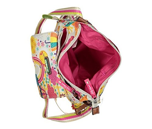 Crossbody Cristina Bloom Showers Lily Spring Bag q4gSacwO