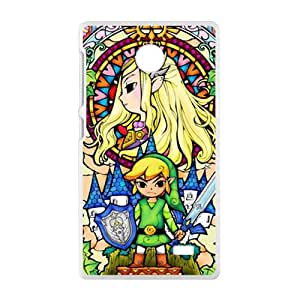 NICKER Special queen and warrior Cell Phone Case for Nokia Lumia X