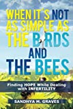When It's Not As Simple As the Birds and the Bees, Sandhya M. Graves, 1481761560