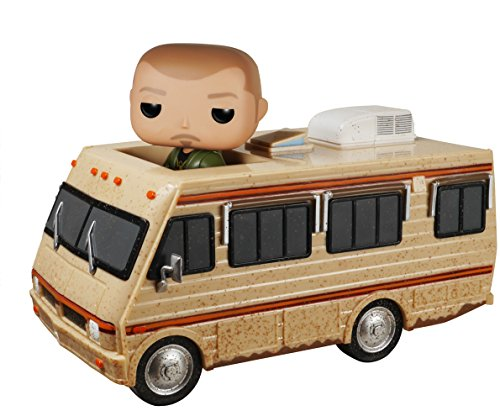 [Funko POP Rides: Breaking Bad The Crystal Ship Action Figure] (Breaking Bad Jesse Costumes)