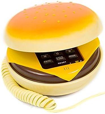 Ellen Tool Hamburger Cheeseburger Burger Phone Telephone IN JUNO(Telephone)