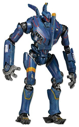 PACIFIC RIM JAEGER SERIES 5 ROMEO BLUE ACTION FIGURE by NECA