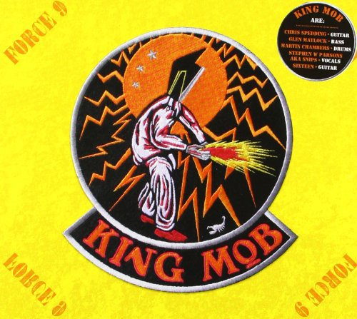 King Mob: Force 9 (Audio CD)