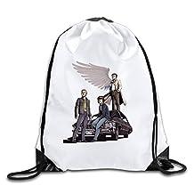 Acosoy Supernatural By Kanthara D45a0qm Drawstring Backpacks/Bags