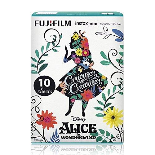 (Fujifilm Instax Mini Instant Film (10 Sheets, Alice 2016))