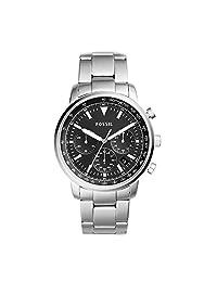 Fossil FS5412 Reloj para Hombre, color Negro
