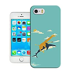Tostore Animal painting patterns Onward battery cover for iphone 5/5s cases