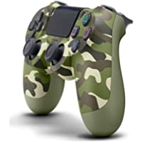 YP Select Ps4 Wireless Controller With Dual Vibration Bluetooth Gamepad for PlayStation 4 Pro Gaming Remote Control Army Green