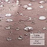 IGAN Patio Heater Cover 100% Waterproof, 600D Heavy