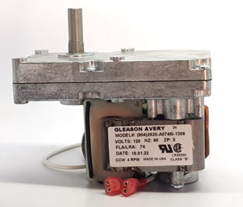 harman pellet stove auger motor - 1