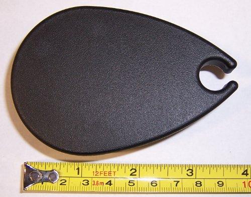 Hobie - End Cap Aft Wave Black - 38190021