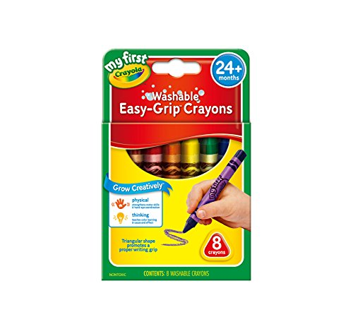 Anti Roll Crayons - 3