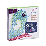 Ann Williams Group Craft-tastic String Art Kit III - Craft Kit Makes 3 Large String Art Canvases