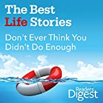 Don't Ever Think You Didn't Do Enough | Laura Guillot