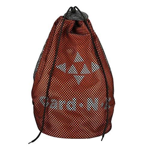 MatureGirl 2018 Couple Student Oxford Cloth Drawstring Bag Shoulder Bag School Bag Backpack (Orange) by MatureGirl