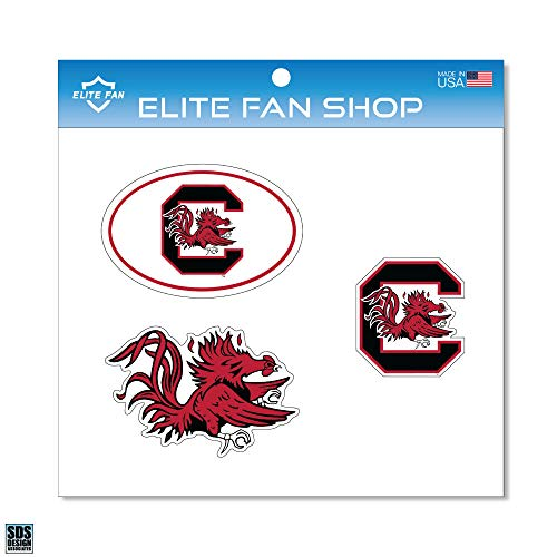 (Elite Fan Shop South Carolina Gamecocks 6
