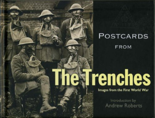 Postcards from the Trenches: Images from the First World (1910 Postcard)