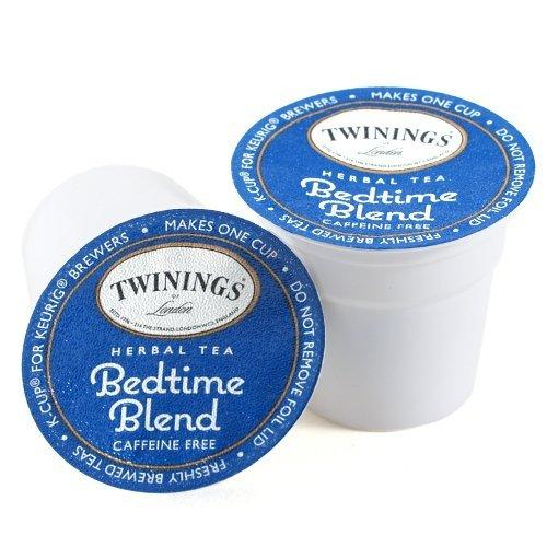 Twinings Nightly Calm Herbal Tea Keurig K-Cups, 72 Count by Twinings