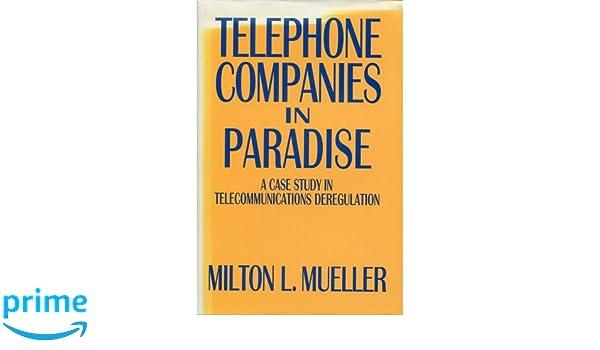 Milton L Mueller