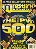 Pro Wrestling Illustrated : The PWI 500 - Ranking the Top 500 Stars in Wrestling (Winter 1995)