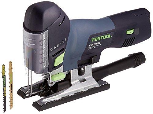 Festool 561593 Carvex PS 420 EBQ Jigsaw (Renewed)