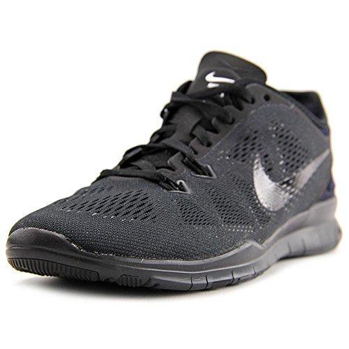 NIKE Women's Free 5.0 TR Fit 5 Training Shoe Black Size 7 M US