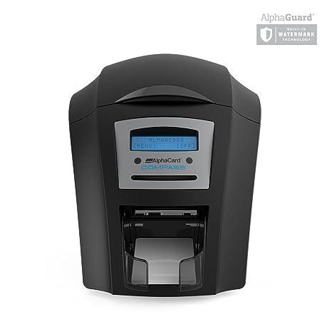 Amazon.com: AlphaCard Compass - Sistema completo de ...