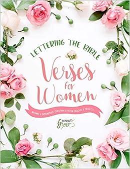 Lettering the Bible: Verses for Women: Beginner