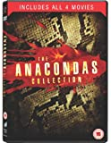 Anaconda 1 2 3 And 4 [DVD]