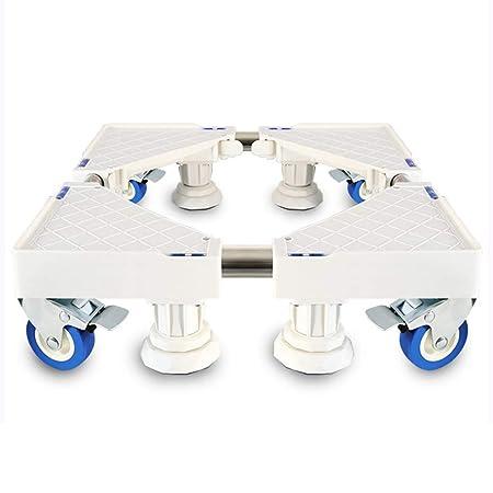 Carrito Multifuncional con Base movible, Pedestal para Lavadora ...