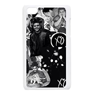 I-Cu-Le Phone Case The Weeknd XO,Customized Case ForIpod Touch 4