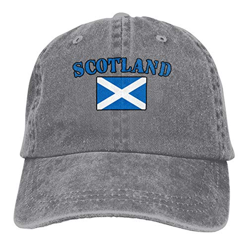 - WAYOULUCK Women's Adjustable Baseball Cap Scotland Flag Hip Hop Hats