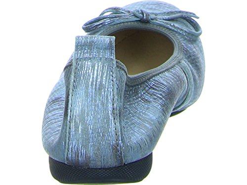 Ballet Ballerina La Flats 18n10 2b 6192 Grey Women's qBqpARTxX