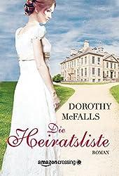 Die Heiratsliste (German Edition)