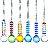 Liankee K9 Crystal Home Lighting Drop Prisms Hanging Parts Accessories Party Decoration Glass Chandelier Pendants