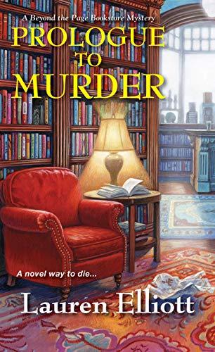 Prologue to Murder (Bookstore Mystery Book 2) by [Elliott, Lauren]