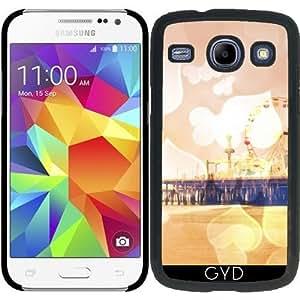 Funda para Samsung Galaxy Core i8260/i8262 - Corazones Bokeh Muelle by Christine aka stine1
