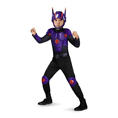 Disney Hiro Big Hero 6 Classic Boys' Costume: Toys & Games