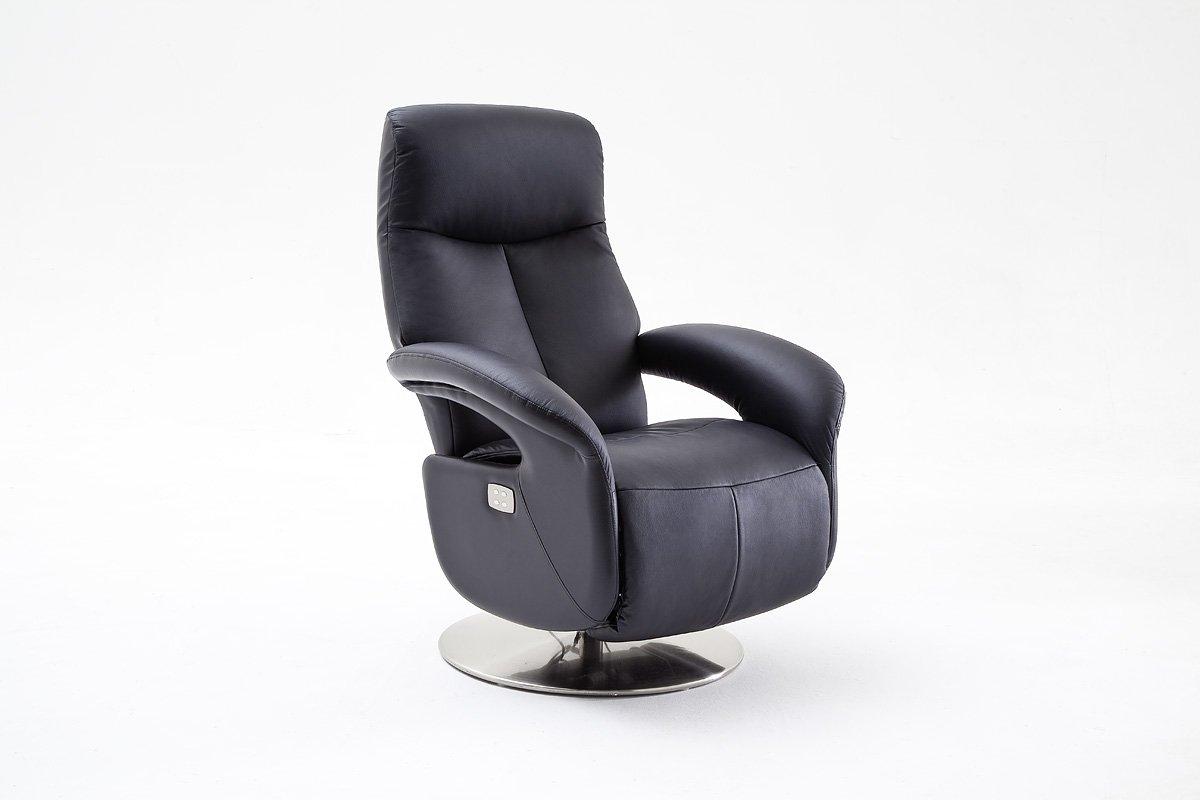 Relaxsessel elektrisch  Fernsehsessel, Relaxsessel, schwarz, drehbar, elektrisch ...