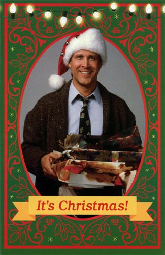 christmas vacation american greetings clark griswold funny box of 12 christmas cards - Clark Griswold Christmas Vacation