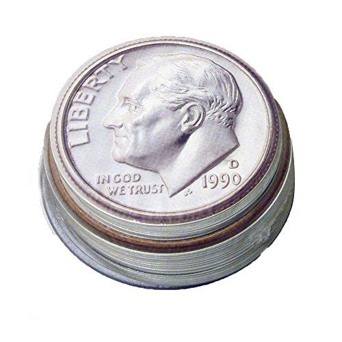 ETA hand2mind 42608 Printed Jumbo Play Coins, Set of 80 (Coins Jumbo)
