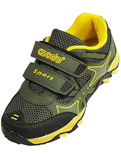 Coodo Athletic Running Sneakers 38378 1MUSLittleKid product image