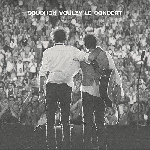 Alain Souchon et Laurent Voulzy - Le Concert [2016]