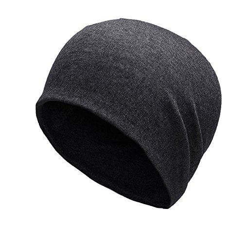 番目インシデントヒープCorettle ニット帽 メンズ 薄手 帽子 通気性 ランニング 帽子 ニット帽 夏 通気性拔群 サマーニット帽 メンズ 夏 帽子 レディース ビーニー アウトドア シンプル 無地 吸汗 男女兼用(全4色)